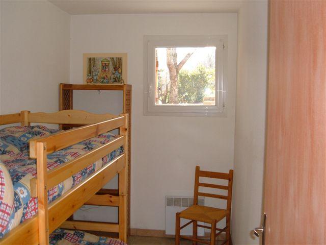 La chambre enfant du F3 à Beau Désert