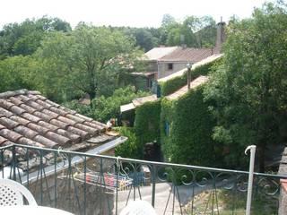 terrasse F2 à Brès