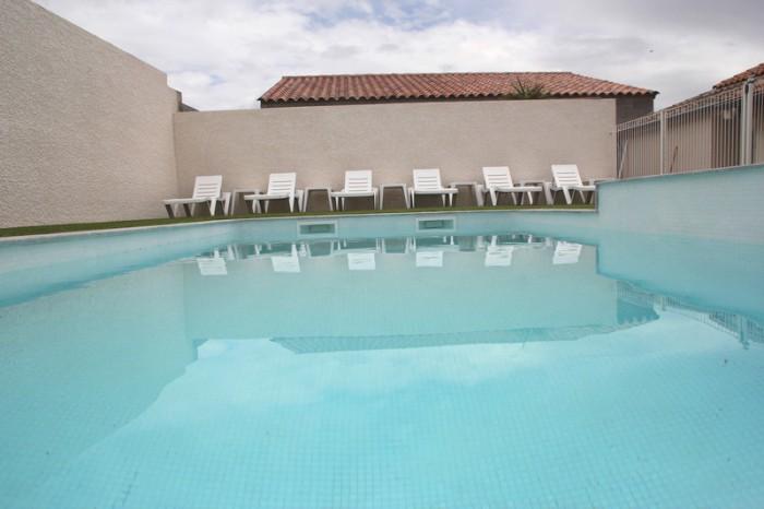 gite avec piscine dans l'Hérault